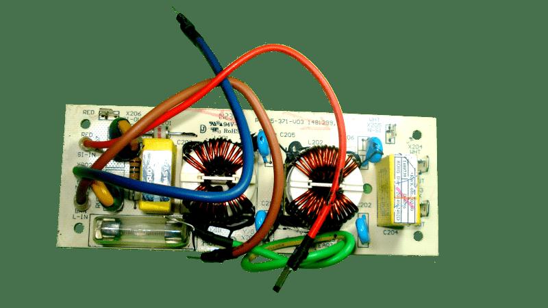 Placa de Filtro Condensadora Ar Condicionado Consul  W10502102
