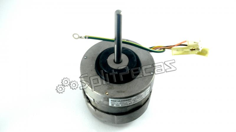Motor Ventilador Evaporadora 220V 60GHZ LG  4681A20048D