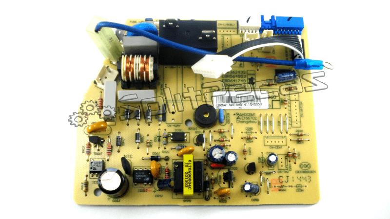 Placa Evaporadora LG 12.000  EBR64174918