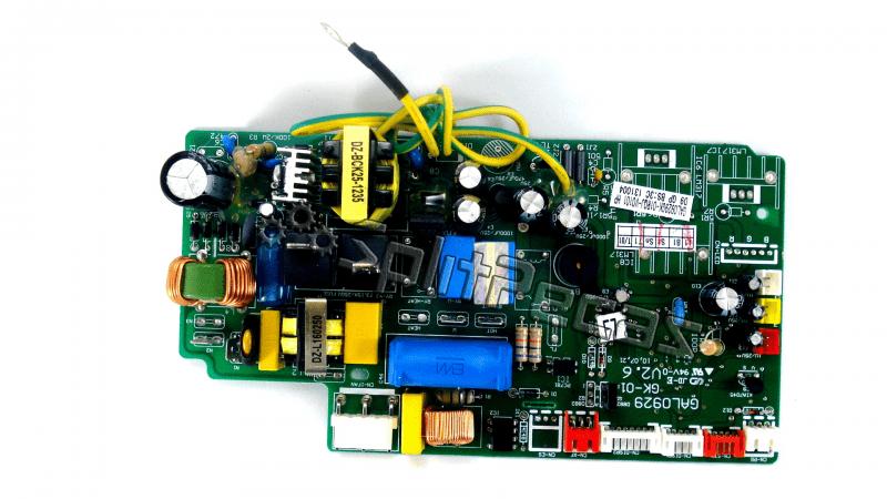Placa Eletronica de Controle da Evaporadora Split Brastemp 9.000 Btus  W10325574