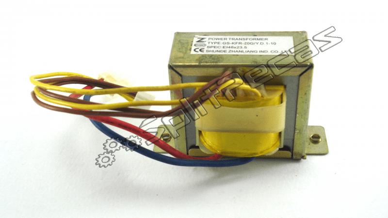 Transformador da evaporadora   24.000 30.000 btus  0200320316