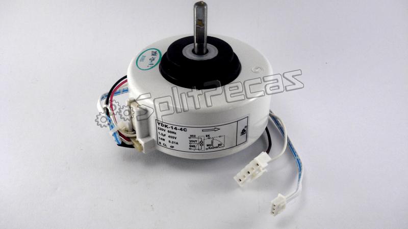 Motor ventilador evaporadora  0200321717