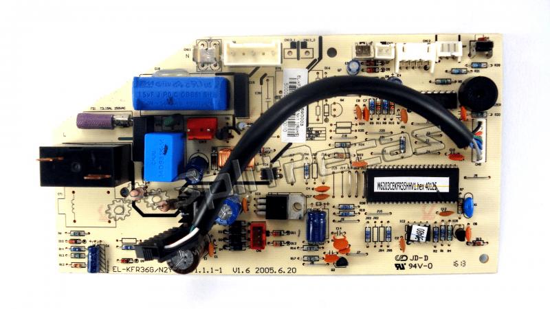 Placa Circuito Impresso Electrolux Evaporadora SI12F  12111018  32690003