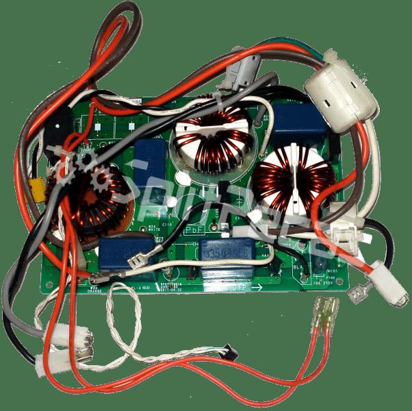 Placa Condensadora Fujitsu 27.000 Btus e 30.000 Btus  9707128062