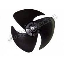 Helice Condensadora LG Split 9.000 12.000 18.000 5901A10057A  5901A10057C