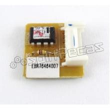 Sub Placa eletrônica do Ar Condicionado LG    EBR76464007