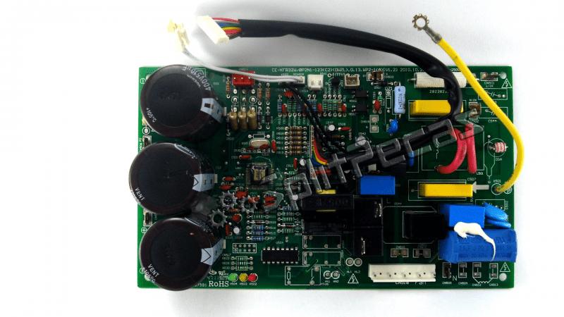 Placa da condensadora Midea Eco Inverter MSC-12CR