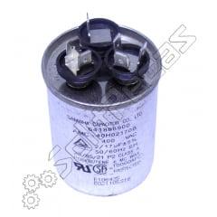 Capacitor de Partida  do Compressor e motor vent 17 +2 MF