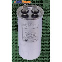 Capacitor de Partida do Compressor 60uF + 5% SH 440VAC 50/60 HZ (2 Terminais)