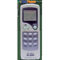 Controle Remoto para o Ar Condicionado Elgin 7.000 a 30.000 Btus SKY-8012 93421