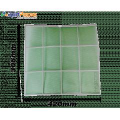 Filtro Anti-Bactérias do Ar Condicionado Samsung 18.000 e 24.000 Btus DB63-02758E 308x420