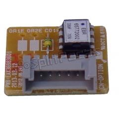Sub Placa Eletrônica do Ar Condicionado LG 18.000 Btus EBR65772002