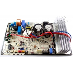 Placa Principal da Condensadora LG Inverter  9.000 Btus EBR73097808 EBR64204602