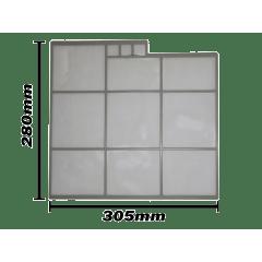 Filtro ar Dir Samsung Max Plus de 9.000 e 12.000 BTU'S  DB63-02144G