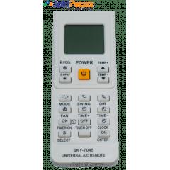 Controle Remoto Universal Para Ar Condicionado SKY-7045