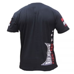 Camiseta Manga Curta Stars Fighters