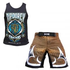 Kit Promocional Competidor MMA Pro Snake
