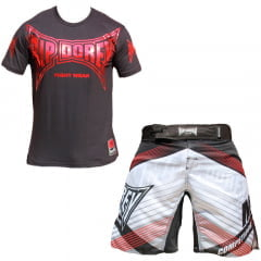 Kit Promocional Competidor MMA Rip Dorey