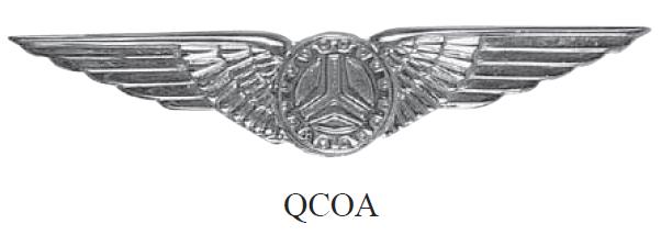 Brevê de Complementar/Apoio - QCOA