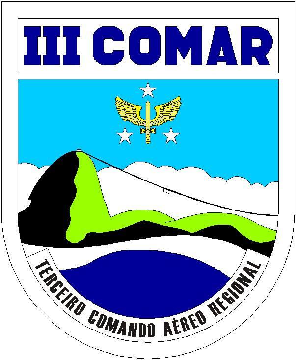 Distintivo de Organização Militar (DOM) do COMAR III
