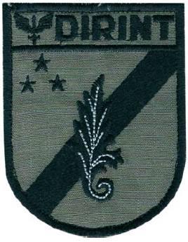 DOM BORDADO DIRINT