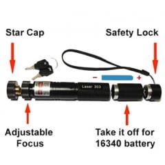 Mira Laser Tática