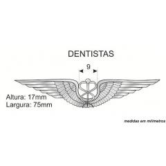 Brevê de Odontologia da Aeronáutica
