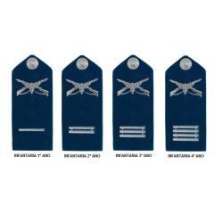 Platinas da AFA - Infantaria (PAR)