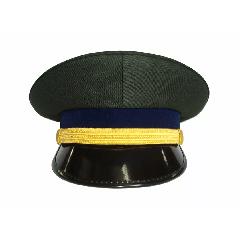 Quepe Masculino Verde-Oliva do Exército (sem crachá)