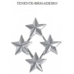Insígnia de Tenente-Brigadeiro Metálica