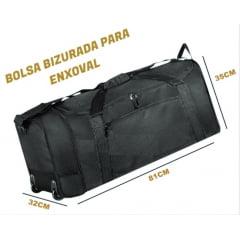 Bolsa Bizurada para Enxoval com Rodinhas