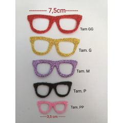 Óculos glitter EVA