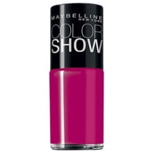 ESMALTE COLOR SHOW 10ML MAYBELLINE - 185 BUBBLICIOUS